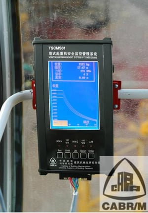Load Moment Indicator for Tower Crane