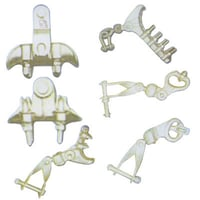 Single Tension and Suspension Hardware Fittings
