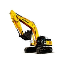 Excavators On Rent