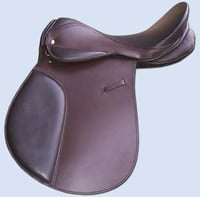 All Purpose Saddles With Padding On Flaps