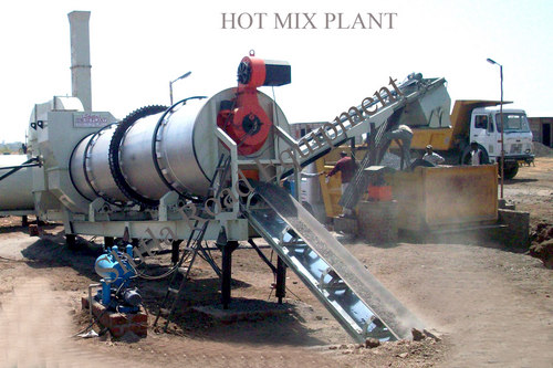 Drum Mix Plant