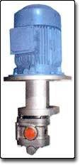Vertical Flange Mounted Pump with Motor