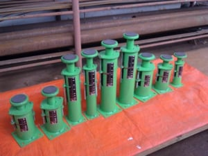 Spring Supports And Hangers, Pipe Clamps, Rigid Hangers