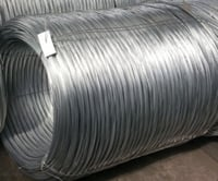 High Tensile Zinc Coated Steel Wire