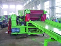 Bamboo Cutting Machines