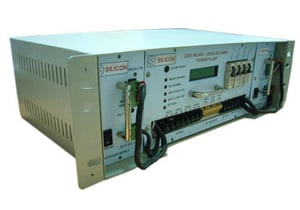 55V(5A + 5A) SMPS Power Plant with 19 inch rack Enclosures