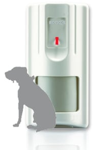 PIR Motion Detector With Pet