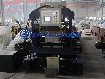 Standing Seam Roll Forming Machinery