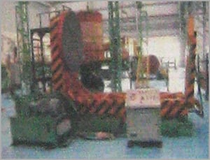 Hydraulic Coil Upender