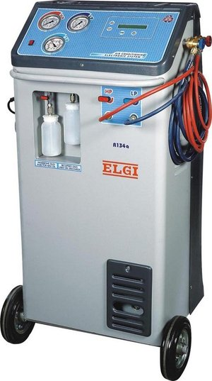 Car AC Recovery Unit
