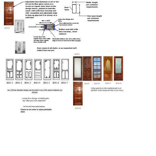 Energy Screen Saver Doors