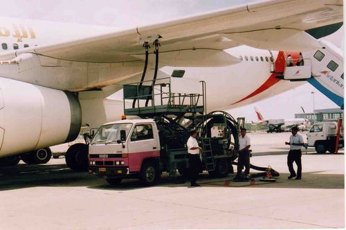 Russian Aviation Fuel JP-A1