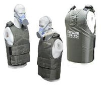 Integrated Respiring Cooling Vest