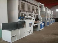 New Cotton Waste Recycling Machine