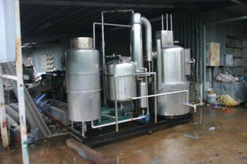 Cashew Nut Vacuum Frying Machine