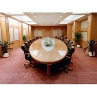 Ovel Conference Tables