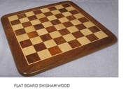 Flat Chess Board