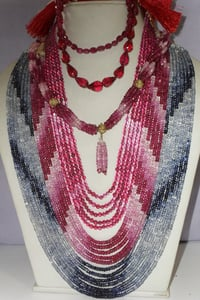 Synthetic Fancy Beads