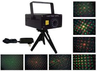 FL-011 Four In One Design Stage Light In 3 Colors