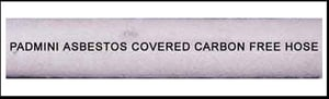 Carbon Free Hose With And Without Asbestos Cover