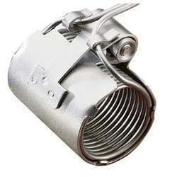 Pre-Coiled Cable Nozzle Heaters