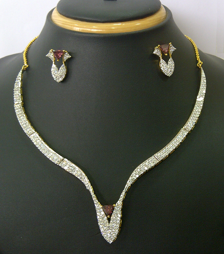 Sterling Indian Fashion Designer Unique Diamond Jewellery At Best Price In Mumbai Maharashtra Kabir Jewels Pvt Ltd