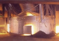 Submerged ARC Furnaces
