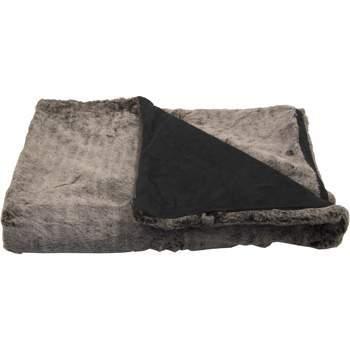 The Faux Fur Throw Blanket