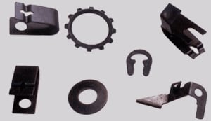 Heat Treated Components
