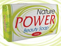 Nature Power Beauty Soap - Lime