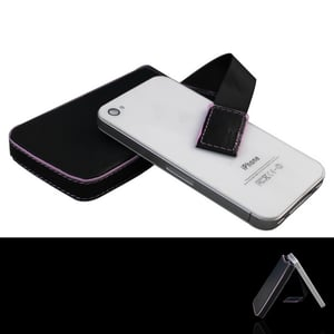 Hard Color Pouch Cases For Iphone 4g