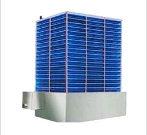 Fan Less, Natural Draft Cooling Towers