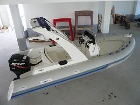 Inflatable Boat (RIB-600)