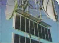Solar Remote Communications Towers