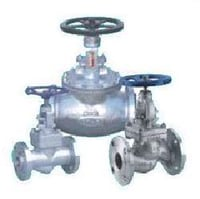 Cast Steel Gate Valves Flanged