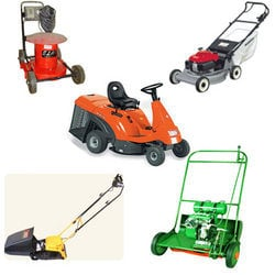 Lawn Movers Electric And Petrol