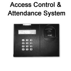 Access Control And Attendance System