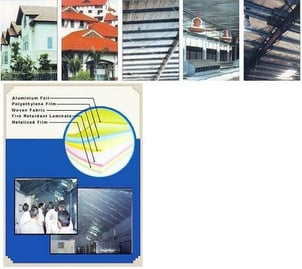 NFR Radiant Barrier (Roofing/Poultry)