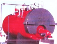 Full-Welback Fire-Tube Three Pass Boilers