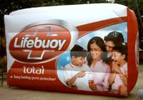 Advertising Inflatable Ground Display