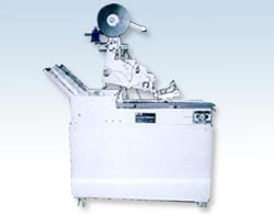 Automatic Sticker / Hologram Labeling Machines For Sheets & Cards