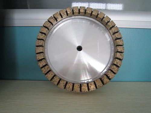 Metal Bond Diamond Grinding Wheel For Glass