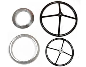 Anti Rattle Ring, Hand Wheel and Rings