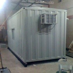 Insulated Shelters