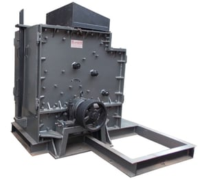 Industrial High Performance Roller Crusher