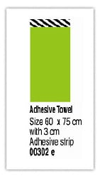 Surgical Adhesive Towel