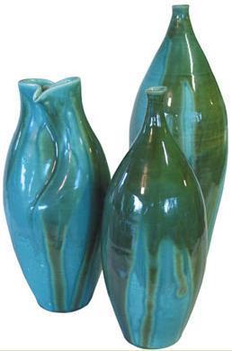 Ceramic Modern Look Vases