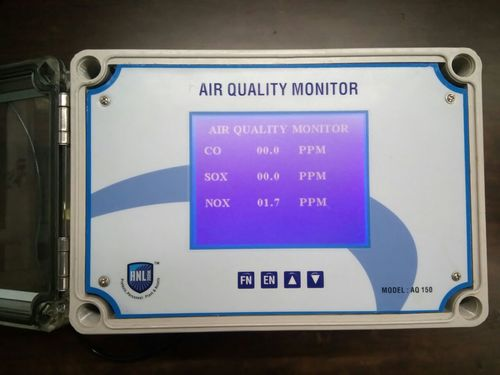 Online Air Quality Monitor