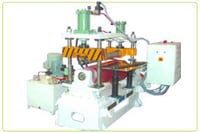 Hydraulic Operated Cylindrical And Conical Shell Forming Machine
