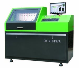 Common Rrail Injector Test Bench Machine
